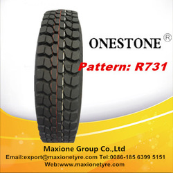 excellent quality truck tyre 1000-20 with DOT