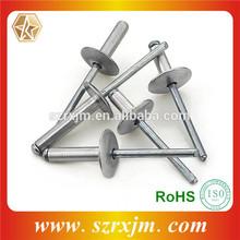 Steel/Steel Dome Head Closed End Rivets/Sealed Type Blind Rivets