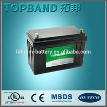 2014 Hot !!! 12v 120ah lithiun ion battery pack/12v 120ah LiFePO4 battery pack/long cycle time