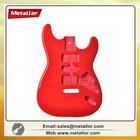 Red Basswood Guitar Body Blank (SST 10BO-FR)