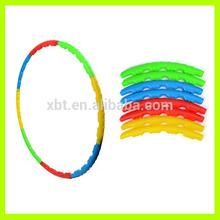 Plastic Detachable Hula hoop