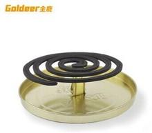 Goldeer indoor mosquito coil machine repellent incense mosquito coil making machine