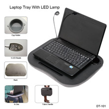 Universal Portable Laptop table Lap tray desk designed for both tablet PC &laptop
