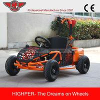 2014 1000W 48V12Ah or 48V20Ah Electric Dune Buggy For Kids (GK005)