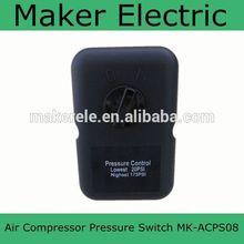 MK-ACPS08 electrical switch/compressor pressure for air compressor parts pressure switch