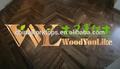 Black walnut american walnut fishbone flooring