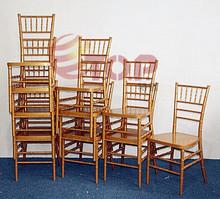 WOOD and RESIN Chiavari Chair