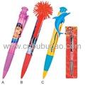 2015 venda quente corpo canetas de tinta/barril canetas de tinta/clip canetas de tinta