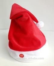 music christmas hat,christmas ornament caps,colourful christmas caps&hats