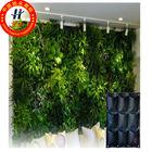 Felt fabric wall planter