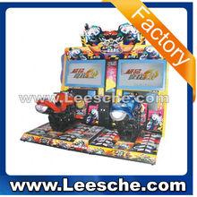 LSRM-013 Moto GP III 42LCD racing electronic game/simulator car racing game machine