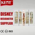 Kent puertas de nivel superior nueva promoción de madera jardín arco diseños