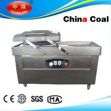 DZ-600 Double chamber plastic bag Food Vacuum sealer