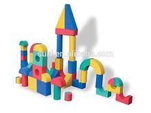 eva foam construction toy for kids