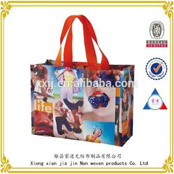 china wholesale custom cheap pp non woven shopping bag
