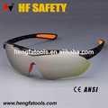 Mais recente elegante baratos óculos de segurança, Proteção dos olhos óculos de acetato de plástico transparente