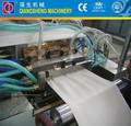 plastik asma tavan pvc kurulu makine