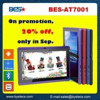 Hot selling 1800mah kitkat gps android 4.0 q88 7 inch mini laptop tablet pc mid