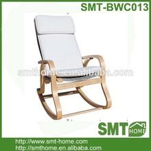 2015 popular modern leisure bentwood rocking chair