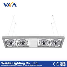 Lighting And Lamps Modern Chrome Silver Hanging Lighting