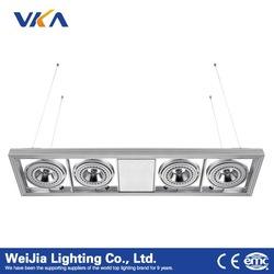 Lighting And Lamps Modern Chrome Silver Hanging Lighting