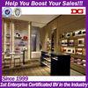Latest stlye elegant handbag shop interior design bag kiosk