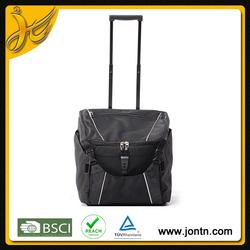 large capacity pvc wine trolley cooler bag