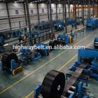Flat conveyor belt -- EP Fabric Conveyor belt