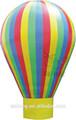 Gran personalizados baratos inflable globo de la publicidad, máquina para inflar globos