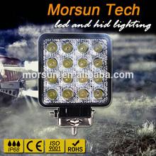 4.5inch Truck 48W LED Work Light UTV 4x4 48W LED Work Lighting ATV 48W LED Working Lamp