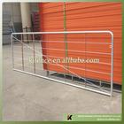 Metal farm fence gate