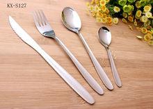 Tableware with Knife Fork Spoon Teaspoon