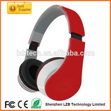 New fashion Folded Bluetooth Headphone Wireless Headset For Smartphone Notebook
