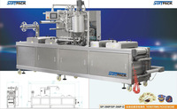 Portion packs or sachets packaging machine from 10g to 50g