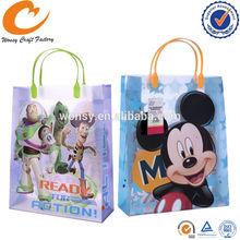hot sale lovely PP gift bag for Disney