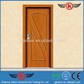 Jk-w9327 usine porte intérieure en bois pour la conception des portes en bois maroc