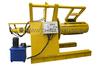 TOYA china made hydraulic heavy decoiler with small car