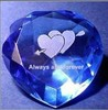 Cheap crystal prism paperweight blank transparent 3d laser crystal paperweight