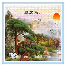 Promotional item Cartoon design custom slide puzzle for wholesale