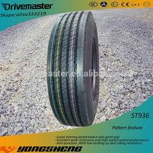 Used 11R22.5 12R22.5 13R22.5 Truck Tyre Aluminum Rims