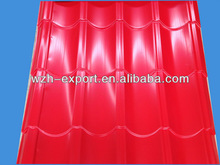 Galvanized iron sheet with price as building materials