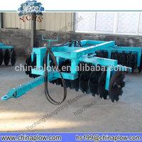 Farm implement hydraulic offset disc harrow / drag harrow for sale