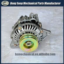 ISUZU 4HK1 engine alternator, ISUZU 4HK1 excavator alternator, engine alternator for 4HK1