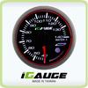Remote control series, 60mm Electrical Stepper Motor Water Temperature Gauge