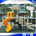parco giochi offerti da felice castello giocattoli attrezzature