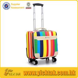 mini size colorful luggage
