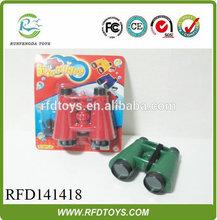 Hot sale mini camouflage kids plastic telescope toy,parts telescope