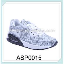 women high heel mesh athletic shoes