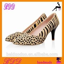 comfort heel shoe