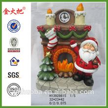 Dernières décorations de noël pour vente et le père noël figurine
